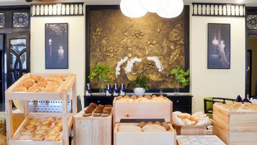 Đồ ăn sáng Le Pavillon Hội An Luxury Resort & Spa