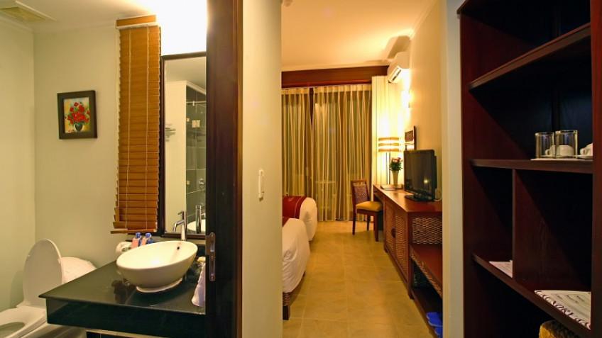 Phòng Tắm Lotus Mũi Né Resort & Spa