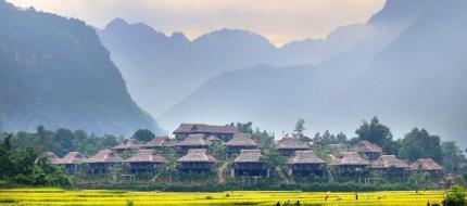 Toàn Cảnh Mai Châu Ecolodge