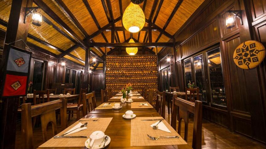 Nhà hàng Mai Châu Ecolodge