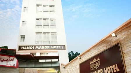 Khách sạn Manor Hà Nội