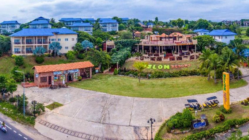 Cảnh quan Melon Resort Mũi Né Phan Thiết