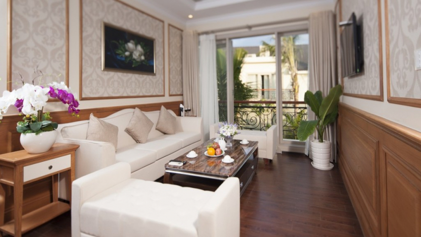 Family Suite 3 Bed Rooms