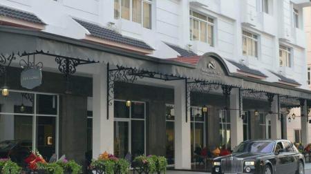 Paradise Suites Hotel Halong