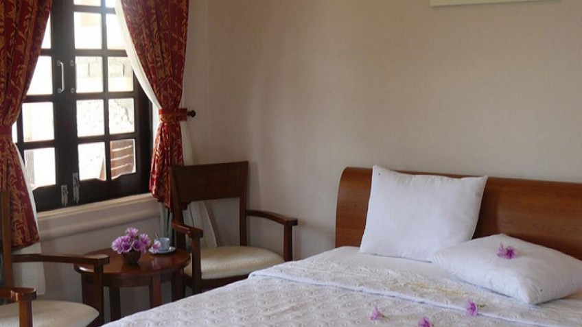 Phòng Superior Garden View Peaceful Resort Phan Thiết