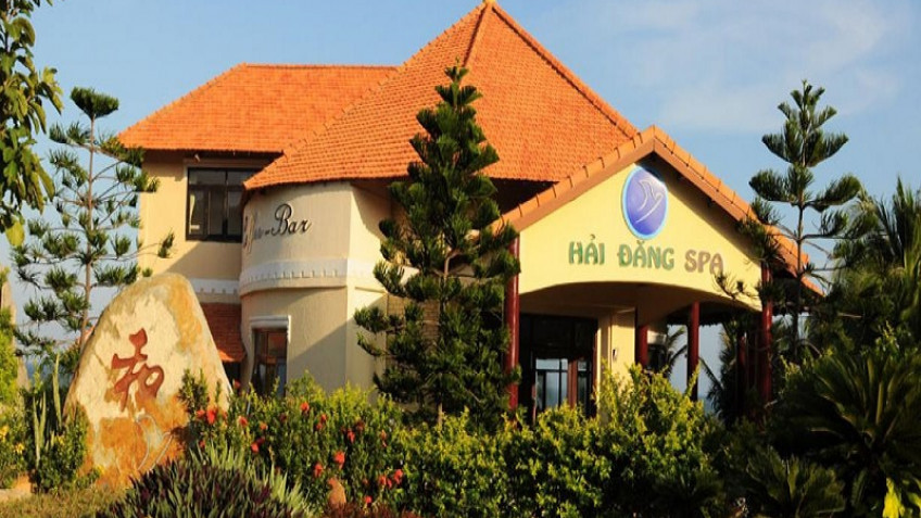 Cảnh quan Peaceful Resort Phan Thiết