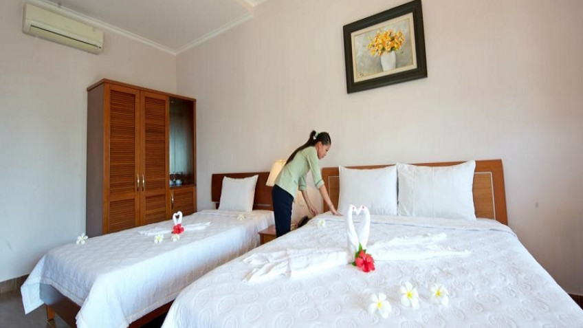 Phòng Superior Sea View Peaceful Resort Phan Thiết