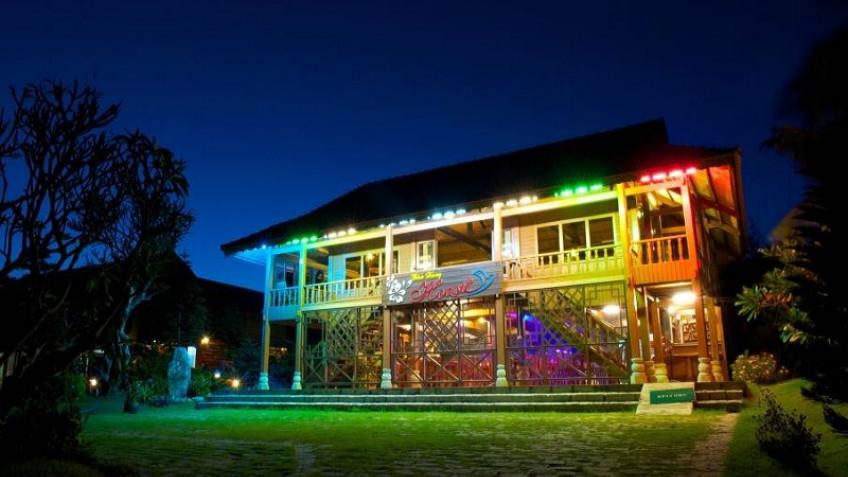 Nhà Hàng Peaceful Resort Phan Thiết