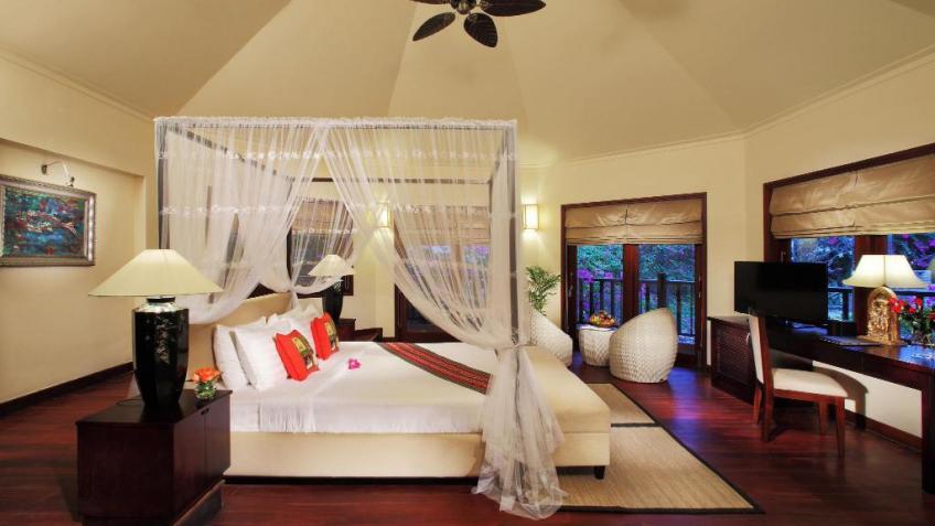 Bungalow Garden Poshanu Resort Phan Thiết