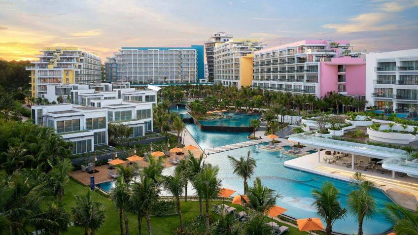 Overview Premier Residences Phú Quốc