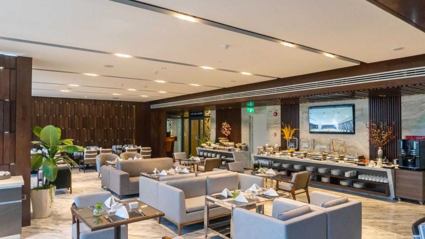 VIP Lounge Queen Ann Hotel