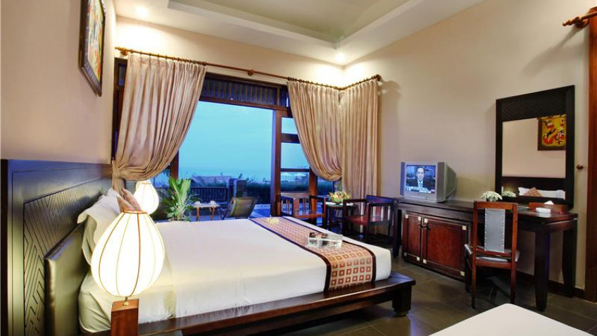Phòng ngủ Romana Resort & Spa Phan Thiết