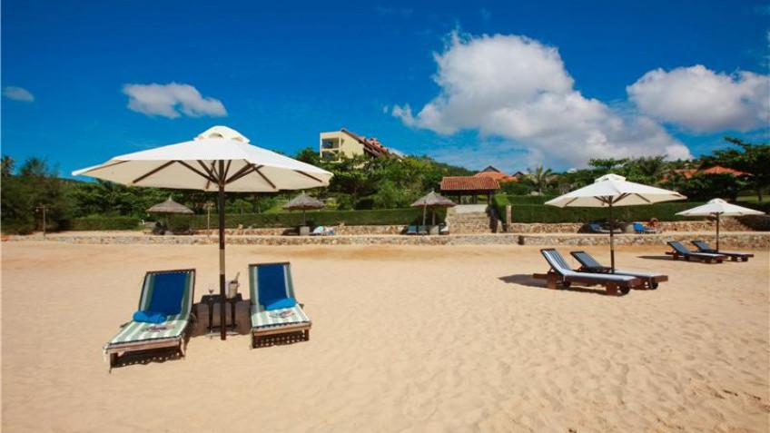 Bể bơi Romana Resort & Spa Phan Thiết