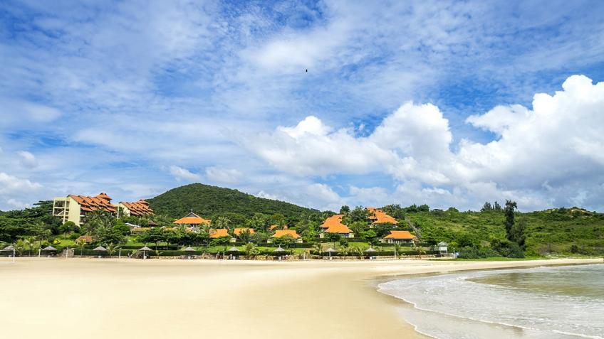 Bãi biển Romana Resort & Spa Phan Thiết