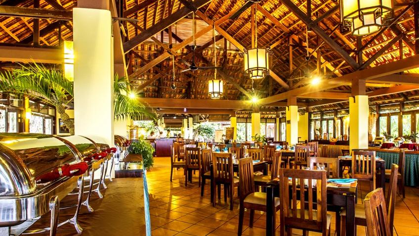 Phòng ăn Romana Resort & Spa Phan Thiết