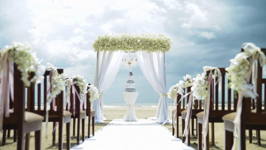 Beach Wedding Romana Resort & Spa Phan Thiết