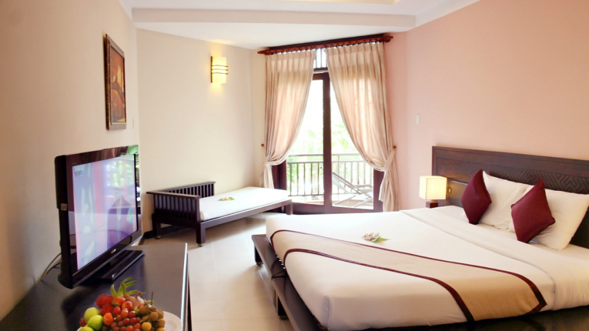 Deluxe Ocean View Romana Resort & Spa Phan Thiết