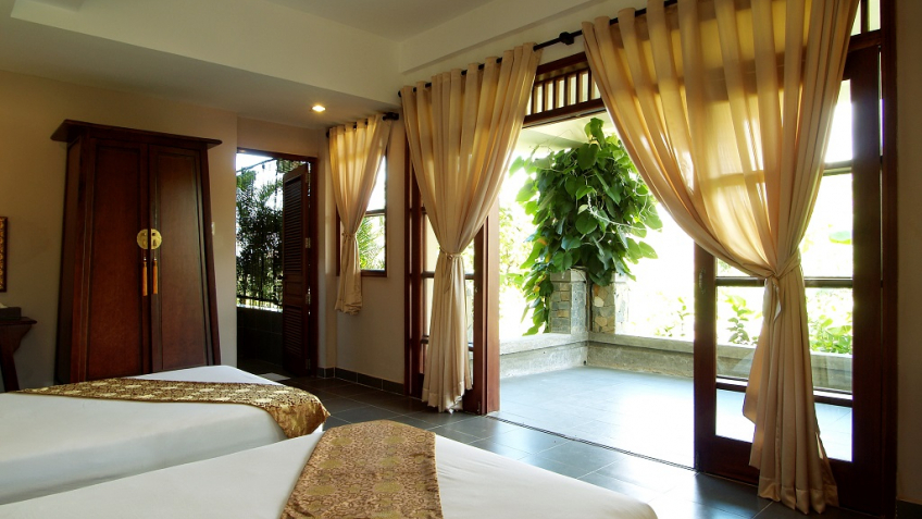 Junior Suite Third Bed Room Romana Resort & Spa Phan Thiết