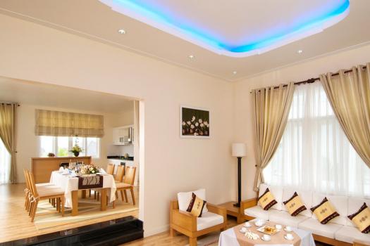 Căn hộ 2 phòng ngủ + phòng khách + phòng bếp - hướng biển