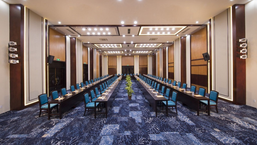 Phòng hội nghị Seahorse Resort & Spa Phan Thiết