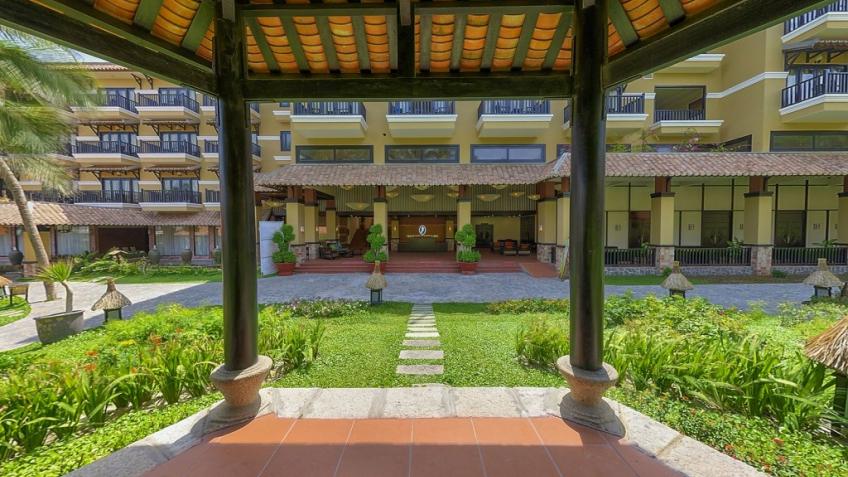 Toàn cảnh Seahorse Resort & Spa Phan Thiết
