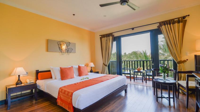 Deluxe sea view Seahorse Resort & Spa Phan Thiết