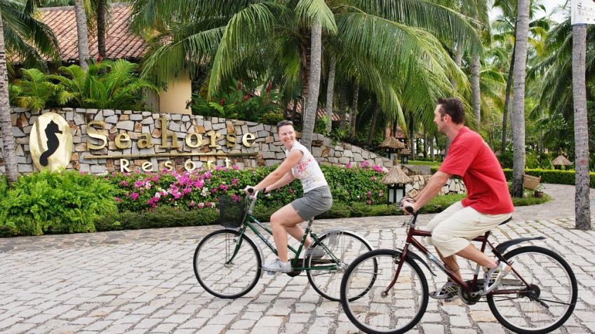 Giải trí Seahorse Resort & Spa Phan Thiết