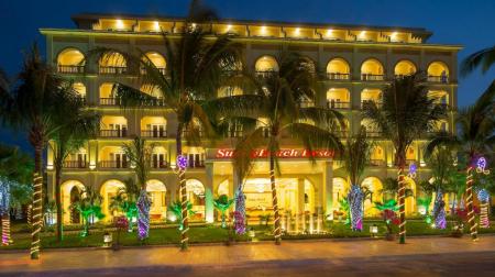 Sunny Beach Resort Mũi Né Phan Thiết