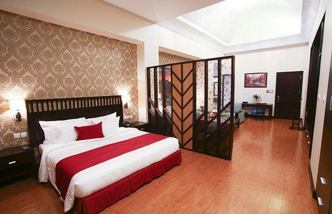 Phòng Rooftop Garden Suite