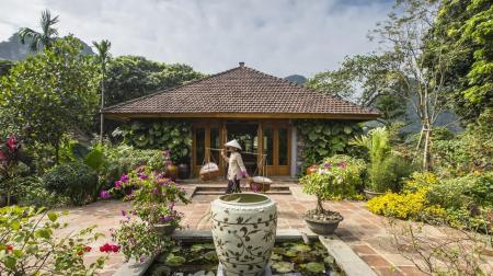 Tam Cốc Garden Resort Ninh Bình