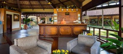 Quầy lễ tân Terracotta Resort & Spa Phan Thiết