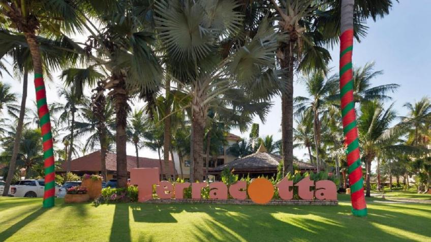 Toàn cảnh Terracotta Resort & Spa Phan Thiết