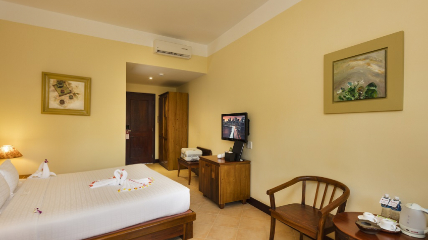 Deluxe Room Terracotta Resort & Spa Phan Thiết
