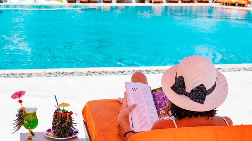 Hồ bơi Terracotta Resort & Spa Phan Thiết