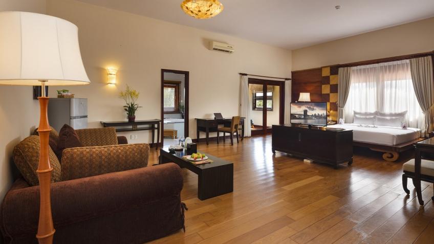 King Room Terracotta Resort & Spa Phan Thiết
