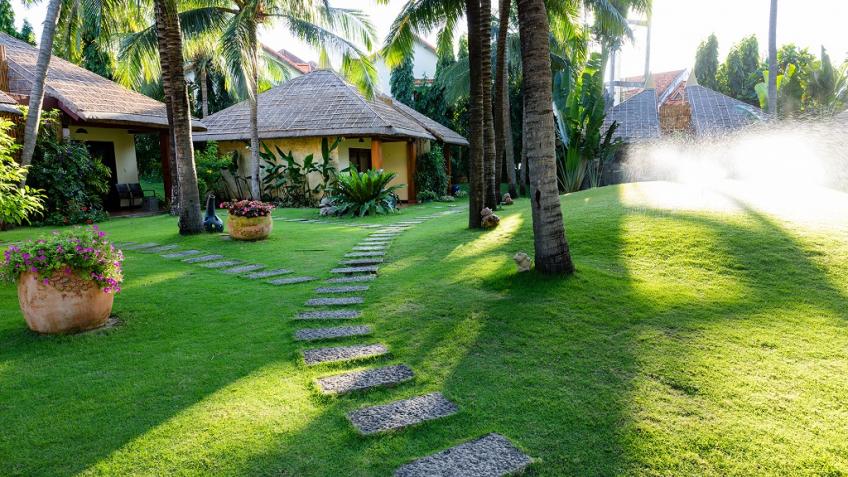 Cảnh quan Terracotta Resort & Spa Phan Thiết