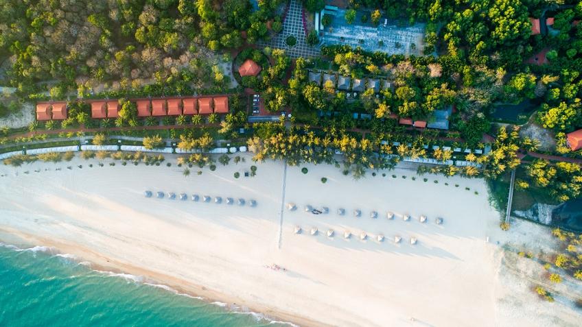 Bãi biển Terracotta Resort & Spa Phan Thiết