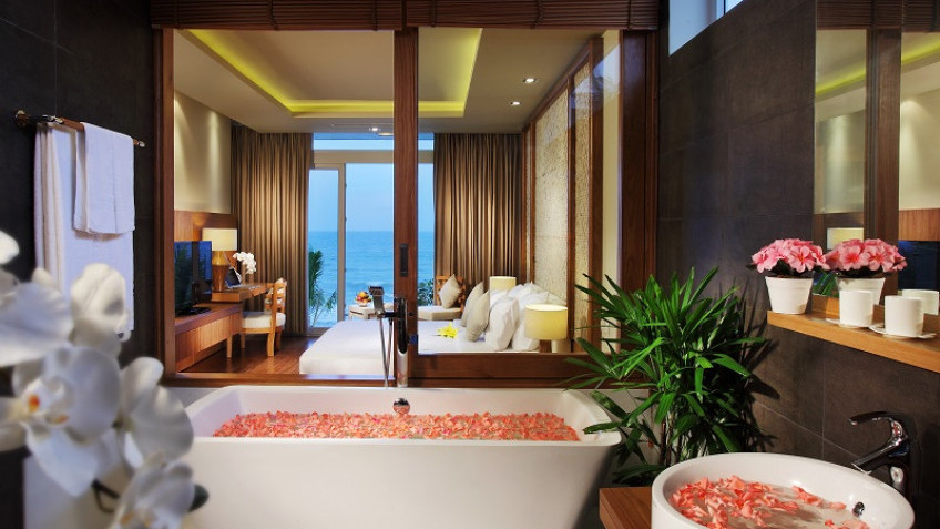 Phòng Tắm The Cliff Resort & Residences Phan Thiết