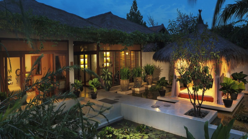 Dịch vụ spa The Cliff Resort & Residences Phan Thiết