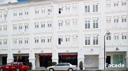 The Porcelain Hotel Singapore