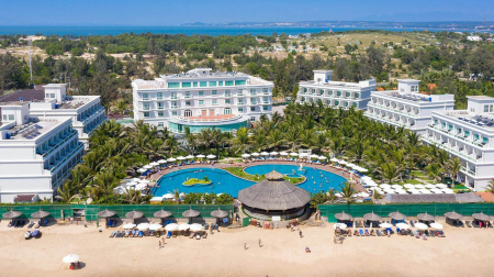 The Sailing Bay Beach Resort Phan Thiết