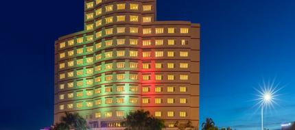 Over view TTC Hotel Premium Phan Thiết
