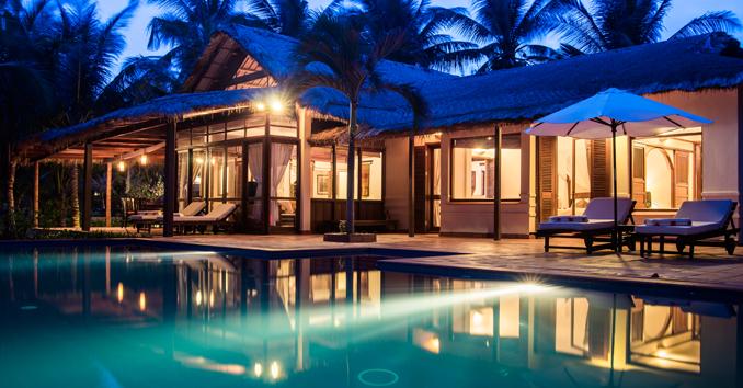 Biệt Thự Gia đình Có Bể Bơi