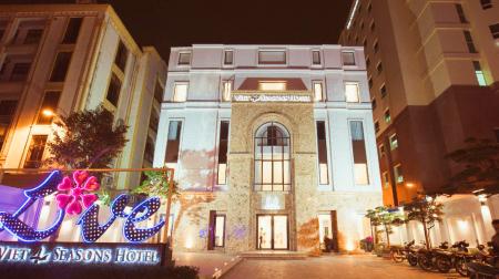 Viet 4 Seasons Hotel Hải Phòng
