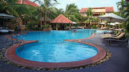 Vĩnh Hưng Riverside Resort