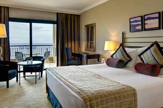 One - bedroom Deluxe Suite