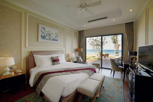 Biệt thự 2 phòng ngủ (02 bedroom Villa) (Bao gồm ăn sáng và vé vào khu vui chơi Vinpearland)