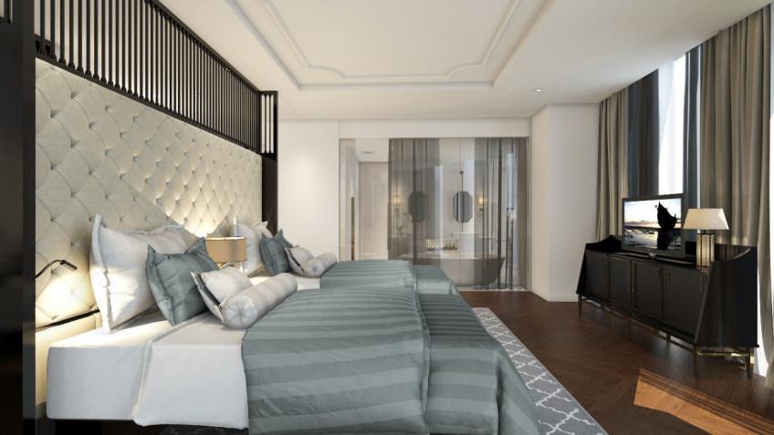 President Bedroom
