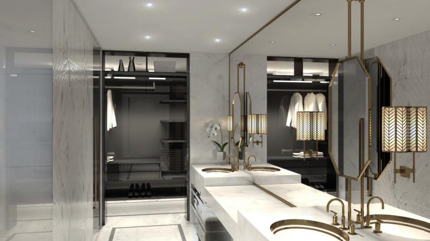 Presidential Master Bathroom