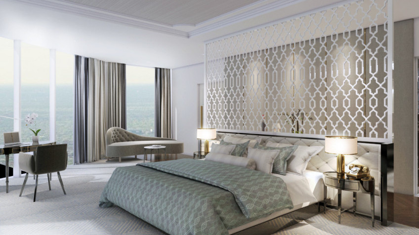 Presidential Master Bedroom 1